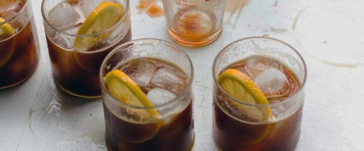 Manfaat Dari Kopi Lemon Untuk Kesehatan